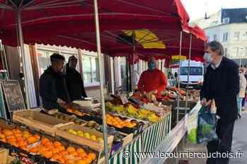 Pavilly. Le marché rouvert totalement ce 21 mai - Le Courrier Cauchois