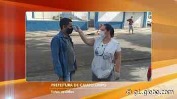 Campo Limpo Paulista adota medidas para evitar aglomerações durante saque do auxílio emergencial - G1