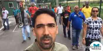 Câmara de Madre de Deus abre processo de impeachment contra prefeito afastado pela Justiça - G1