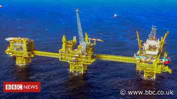 Coronavirus: Third of North Sea oil and gas 'could be untouched'