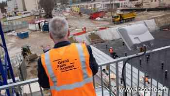 Aulnay-sous-Bois : le centre d'exploitation du futur métro sera construit par Bouygues - Les Échos