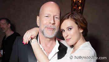 Bruce Willis Accidentally Crashes Video Of Daughter Rumer In Her Underwear — Watch - HollywoodLife