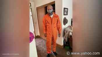 Bruce Willis pulls 'Armageddon' costume out of closet amid coronavirus pandemic - Yahoo Movies