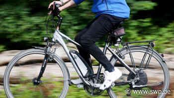 Polizei Ulm: Steigende Unfallzahlen durch E-Bikes: Unfälle in Laichingen und Blaustein - SWP