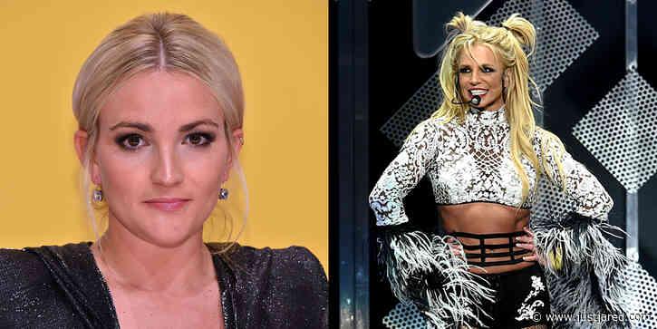 Jamie Lynn Spears Says Sister Britney Isn't Retiring