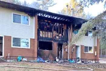 Fire victim geared up to fight Mattawa blaze - The North Bay Nugget