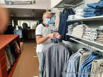 Winkelruimte wordt volledig ontgeurd na uitslaande brand