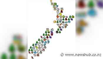 Kiwi Reddit user recreates New Zealand with emojis - Newshub
