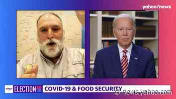 Biden on meatpacking safety in epidemic: 'No worker's life is worth me getting a cheaper hamburger'
