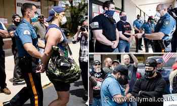 Coronavirus US: New Jersey gym-goer arrested defying lockdown
