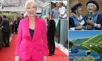 Emma Thompson IS staying in Britain and tells of mother's illness as she backs Mail Force campaign