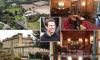 Inside Scientology's UK headquarters where Tom Cruise staying