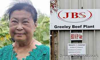 Coronavirus US: JBS employee died after told to keep working