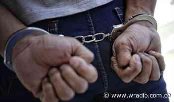 Capturan en Samacá a uno de los hombres más buscados en Norte de Santander - W Radio