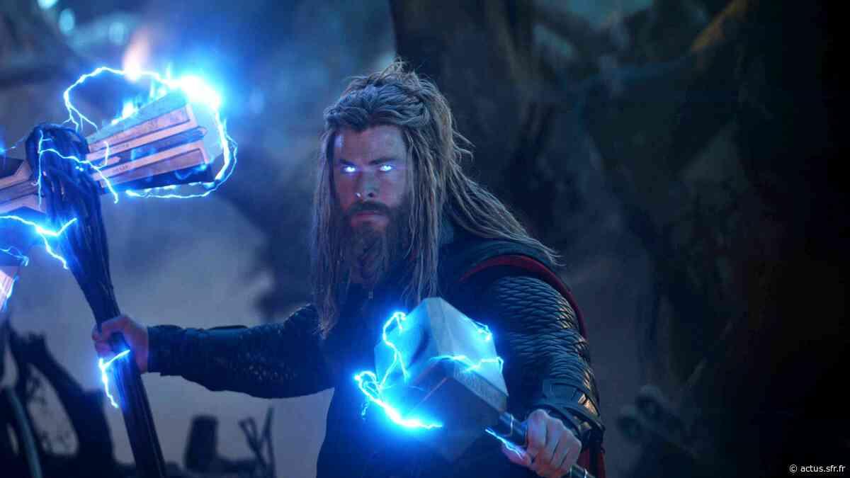 Avengers : la vraie histoire de Mjöllnir, le marteau de Thor - SFR NEWS
