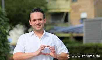 Jochen Halter will Bürgermeister in Brackenheim werden - STIMME.de - Heilbronner Stimme