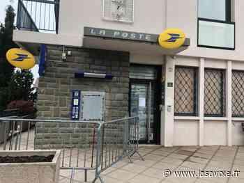 Bons-en-Chablais : ils font exploser le distributeur automatique de billets de La Poste - site lasavoie.fr