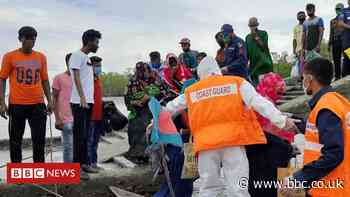Amphan: India and Bangladesh evacuate millions ahead of super cyclone