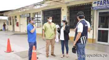 La Libertad: replican protocolos de atención COVID-19 en Chepén - LaRepública.pe