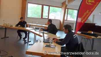 Haslach i. K.: Feuerwehr verlagert Dienstabende ins Netz - Schwarzwälder Bote