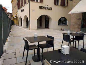 Ristorazione, commercio e mercati: a Formigine disponibile sul sito del Comune la domanda per i dehors - Modena 2000