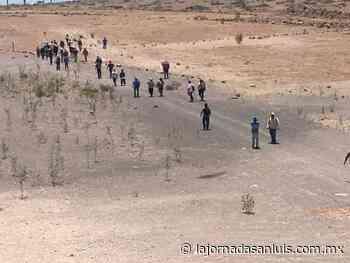 Denuncian invasión de tierras en Guadalupe Victoria, Mexquitic - La Jornada San Luis