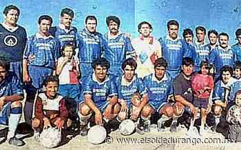 Huéspedes distinguidos de la Liga de Futbol Guadalupe Victoria - El Sol de Durango