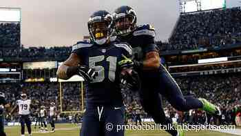 Bruce Irvin longed for return to Seattle, excited to be back home with Seahawks
