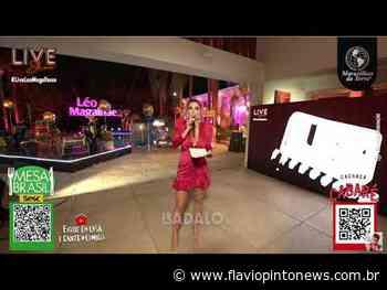 Enquanto Barbalha passa fome, Argemiro doa uma tonelada de alimentos em live beneficente de cantor famoso - Flavio Pinto