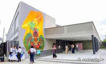 Potrero Grande estrena colegio | Cali - Diario Occidente