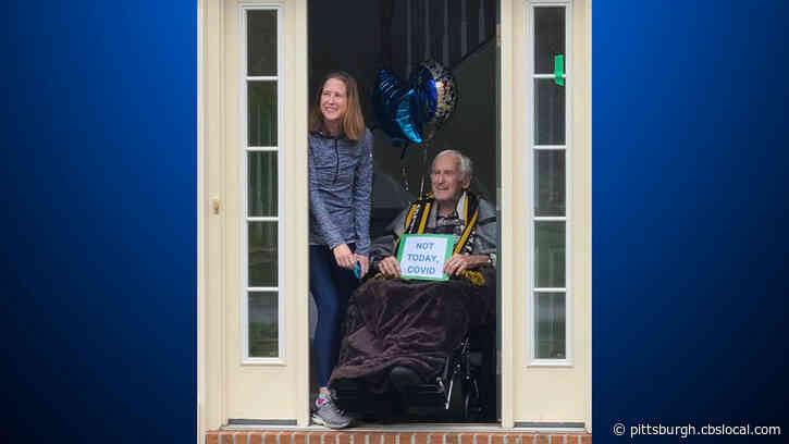 'In Heaven': Local 89-Year-Old Man Is Recovering At Daughter's Home After Surviving Coronavirus Despite Diabetes, High Blood Pressure And Needing Ventilator