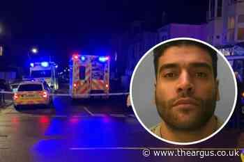 Hove machete attack: Ashkan Zahedian's jail term reviewed