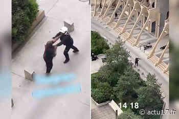 Noisy-le-Grand : Les policiers attaqués et visés par des tirs de mortiers lors d'une opération de contrôle - Actu17