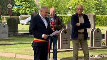 Borsbeek herdenkt einde tweede wereldoorlog - ATV