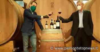 Clavesana, aperta simbolicamente la prima bottiglia di Dogliani 2019 - Piero Abrate