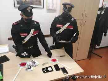 Fermati in pieno centro a Cossato dai Carabinieri, giovane coppia nascondeva l'eroina nell'auto - La Provincia di Biella