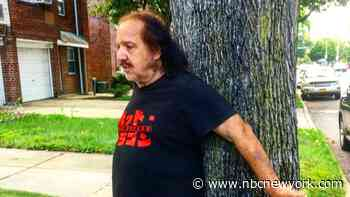 Adult Film Star Ron Jeremy Fighting to Save Tree Outside His Childhood Home in Queens - NBC New York