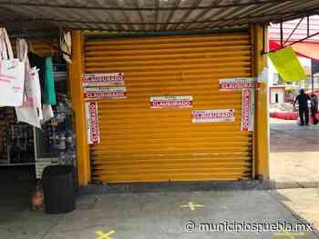 Clausuran en Huejotzingo negocio de bebidas embriagantes - Municipios Puebla