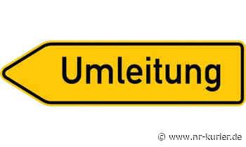 A 48 – Streckensanierung erfordert Sperrung der Ausfahrt Bendorf - NR-Kurier - Internetzeitung für den Kreis Neuwied