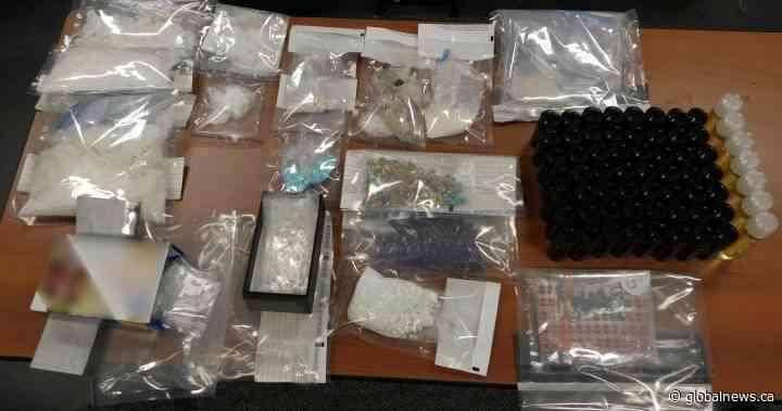 Saskatchewan RCMP make 'significant' drug bust near Biggar - Global News