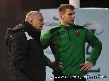 Saints boss Boyd: Biggar leads like basketball great Jordan - Daventry Express