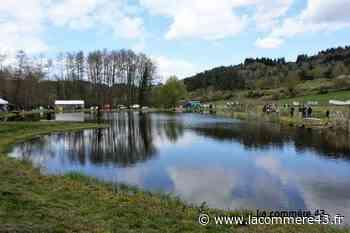 Monistrol-sur-Loire : la pêche est désormais autorisée au plan d'eau d'Antonianes - La Commère 43