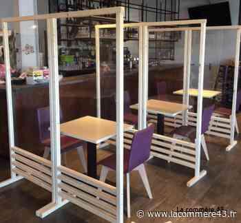 Monistrol-sur-Loire : trois modèles de parois de protection pour les restaurants, bars et entreprises - La Commère 43