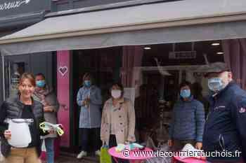 Lillebonne. Des masques gratuits pour les commerçants - Le Courrier Cauchois