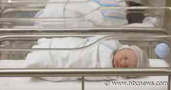U.S. births fall, and virus could drive them down more