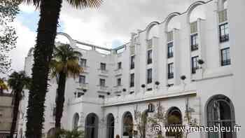 Dax : un dégât des eaux au Splendid menace la saison estivale de l'hôtel - France Bleu