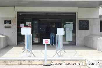 Le tribunal judiciaire de Senlis s'adapte au déconfinement - Courrier picard