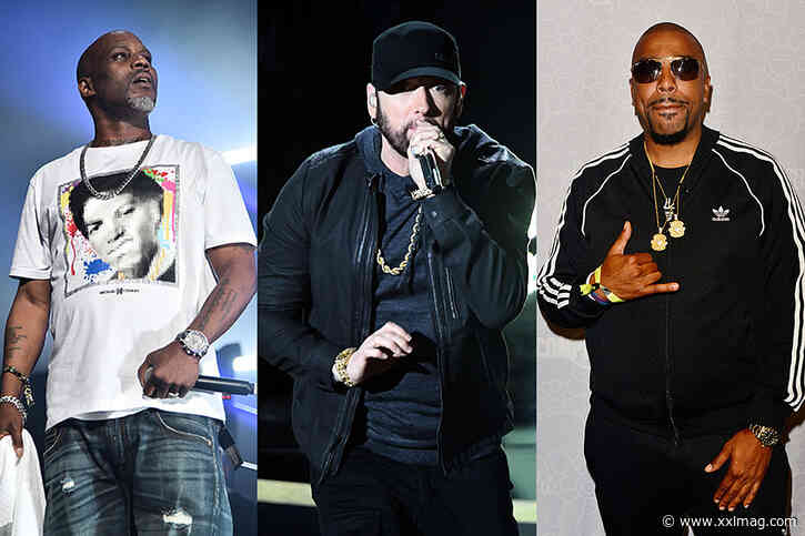 Eminem and DMX Are Down to Do a Hit-For-Hit Battle, Says N.O.R.E. - XXLMAG.COM