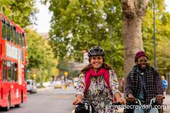 Sustrans charity is mapping the changes to London's streets - Inside Croydon