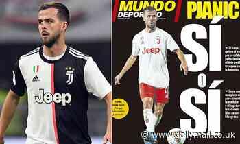 Barcelona focused on signing Juventus' Miralem Pjanic 'no matter what' this summer